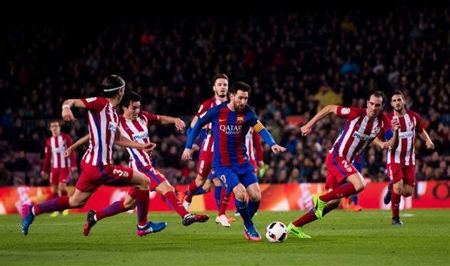 Атлетико — Барселона. Превью матча