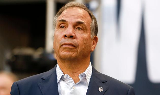 Главный тренер сборной США ушел в отставку