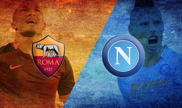 Рома — Наполи. Превью матча