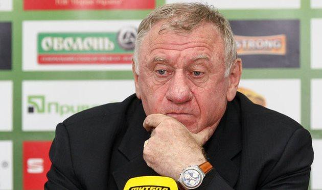 Юрий Дячук-Ставицкий оставляет Карпаты