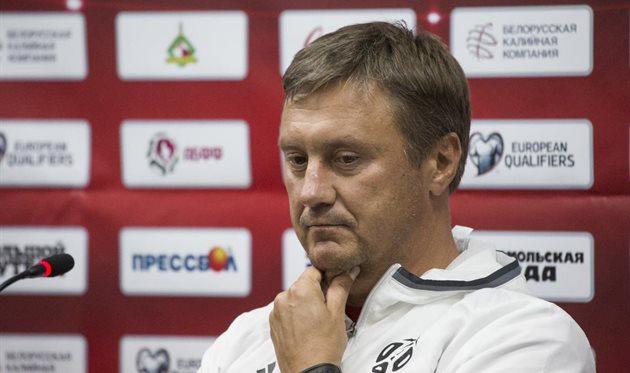 Арбитраж вЛозанне отвергнул иск Хацкевича кБелорусской федерации футбола