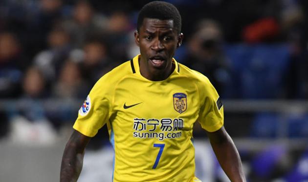 Выступающий вКитае экс-футболист «Челси» Рамирес зимой может перейти в«Интер»