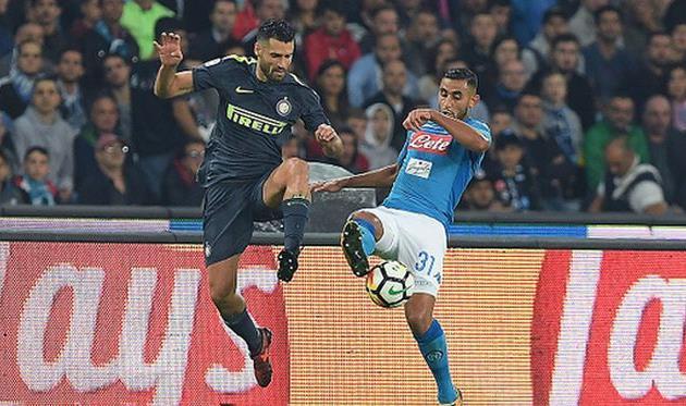 Наполи и Интер голов друг другу не забили