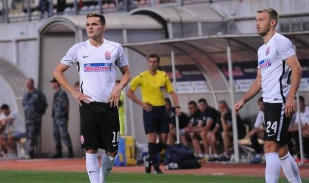Андриевский и Гречишкин забили Мариуполю