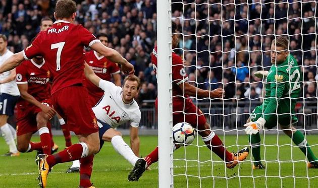Дубль Кейна помог «Тоттенхэму» разгромить «Ливерпуль» вматче АПЛ