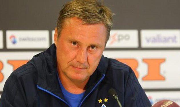 Тренер киевского «Динамо» требует наказать судью матча с«Шахтером»