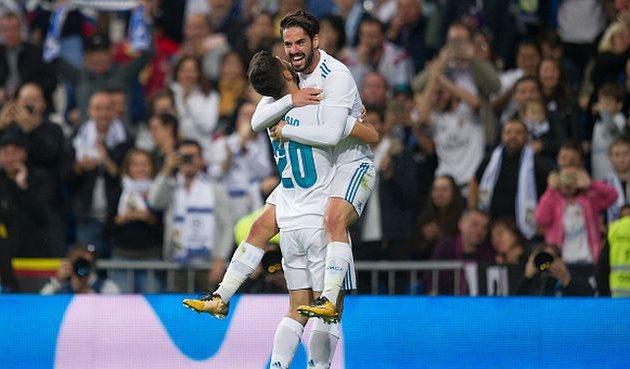 «Реал» разгромил насвоем поле «Эйбар»