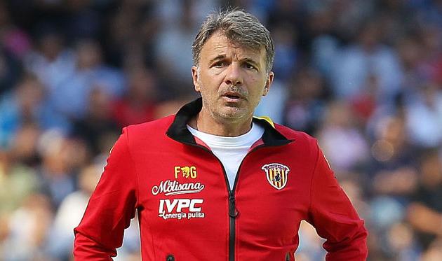 «Беневенто» сократил основного тренера