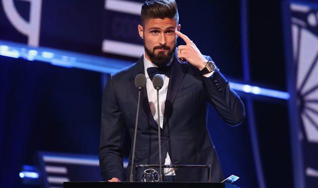 Блестяще! FIFA назвала создателя самого красивого гола года