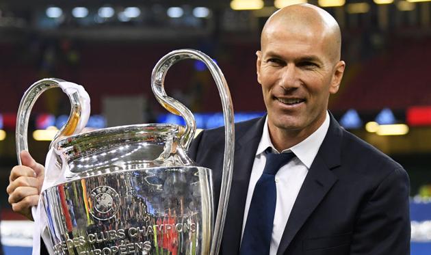 Акинфеев иЧерчесов выбрали Зидана при голосовании залучшего тренера года ФИФА