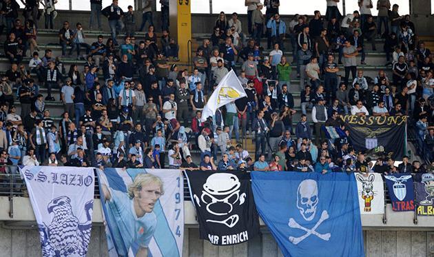 Фанаты «Лацио» бойкотируют игру с«Болоньей» из-за антисемитского скандала
