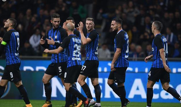 Интер едва не упустил победу над Сампдорией