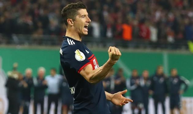 «Реал» провёл переговоры с«Баварией» отрансфере Роберта Левандовски