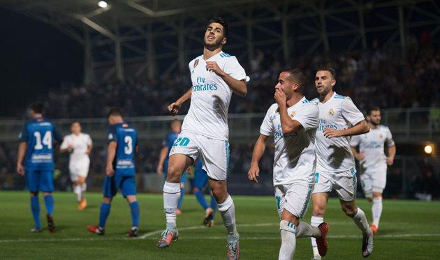 «Реал» объявил заявку из16 футболистов наматч с«Фуэнлабрадой»