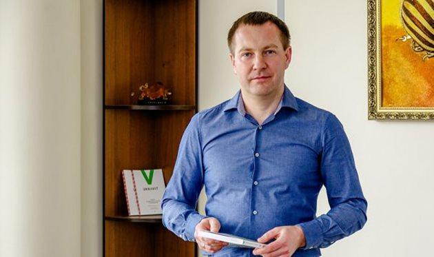 Виталий Ильченко, фото Черкасский Днепр - Академия Белозерья
