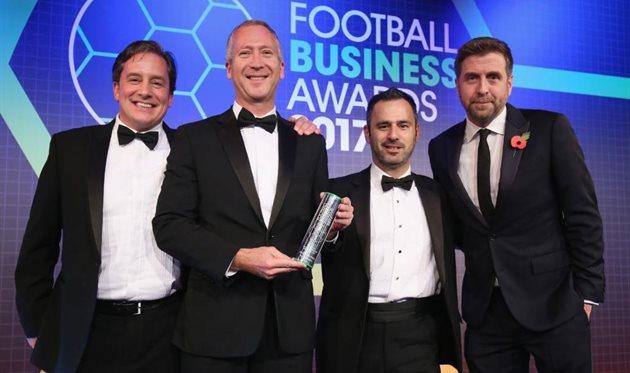 Вице-президент «Монако» Васильев стал лучшим управляющим года вевропейском футболе