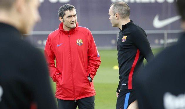 Футболисты «Барселоны» победили «Севилью» в600-м матче Лионеля Месси