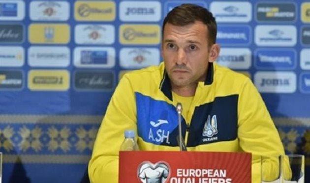Шевченко продлил договор ипродолжит упражнять сборную государства Украины