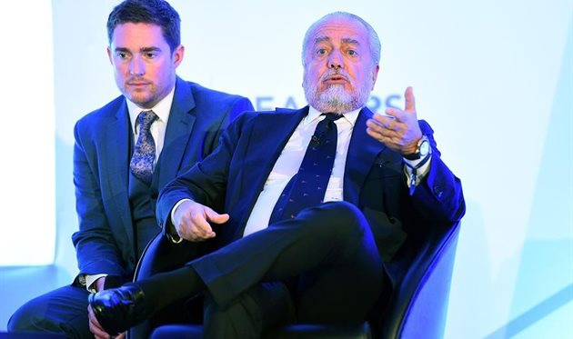 Генпрокуратура Италии проверит «Наполи» из-за опасений вмахинациях сбилетами