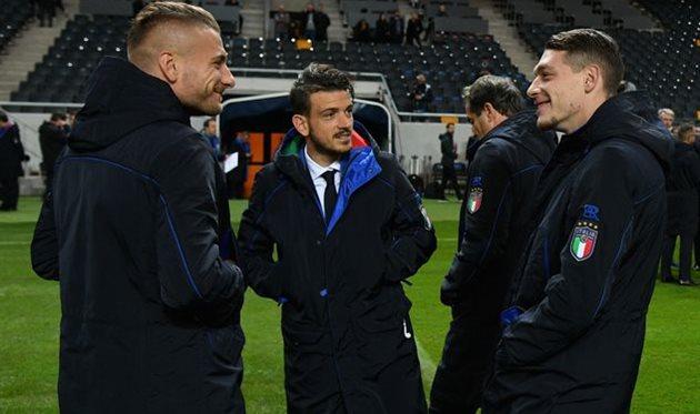 Сборная Италии проиграла Швеции впервом стыковом матче завыход наЧМ