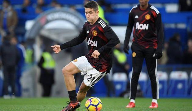 Эррера покинет «Манчестер Юнайтед»