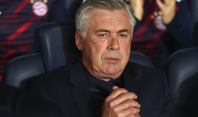 Анчелотти, Конте иДиБьяджо— претенденты напост основного  тренера сборной Италии