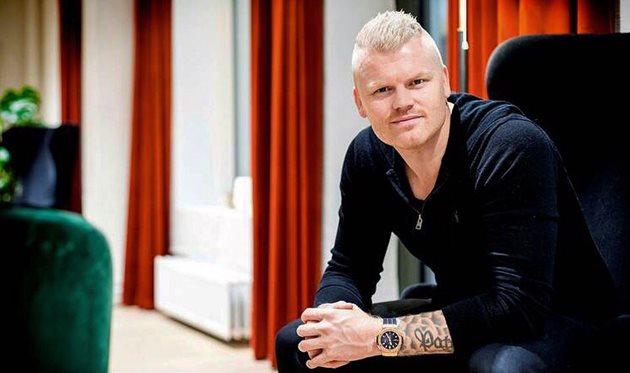 Экс-игрок «Ливерпуля» Риисе стал футбольным агентом