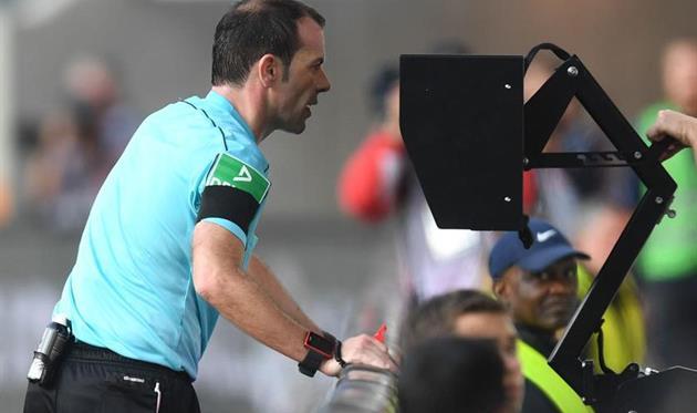 Наматче «Атлетико»— «Эльче» будет использоваться система видеоповторов