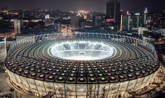 Стало известно, сколько истратят  наремонт Олимпийского перед концом  ЛЧ