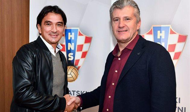 Златко Далич будет руководить Хорватией наЧМ