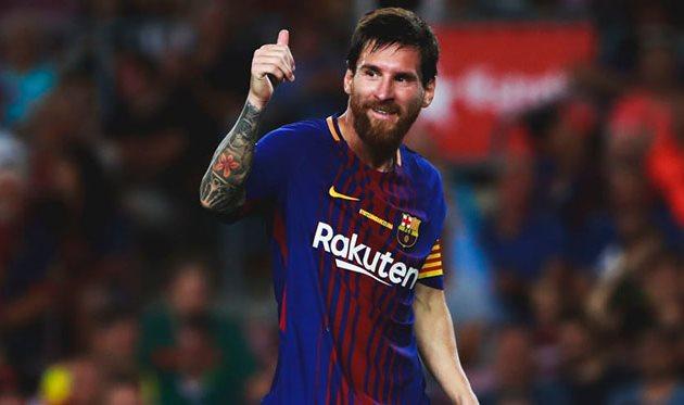 Месси подписал новый договор  с«Барселоной»— Президент ЛаЛиги