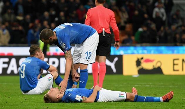 Провал Италии стал главным шоком отбора ЧМ-2018, Getty Images