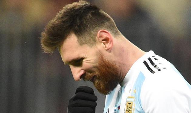 Президент лалиги объявил, что Месси продлил договор с«Барселоной»