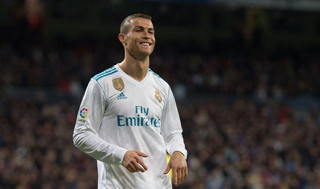 Роналду желает иметь семь детей исемь «Золотых мячей»