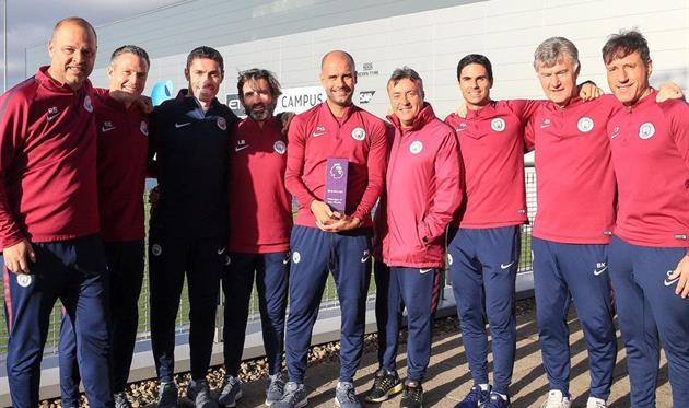 Хавбек «Ман Сити» Сане признан лучшим футболистом британской премьер-лиги осенью