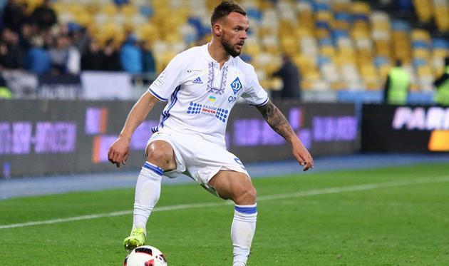 Николай Морозюк, ФК Динамо Киев