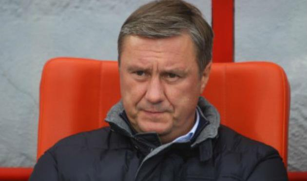 Александр Хацкевич, фото: ФК Динамо Киев