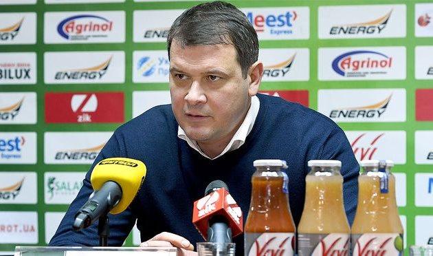 Сергей Зайцев, фк карпаты