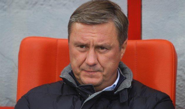 Александр Хацкевич, фото Динамо К
