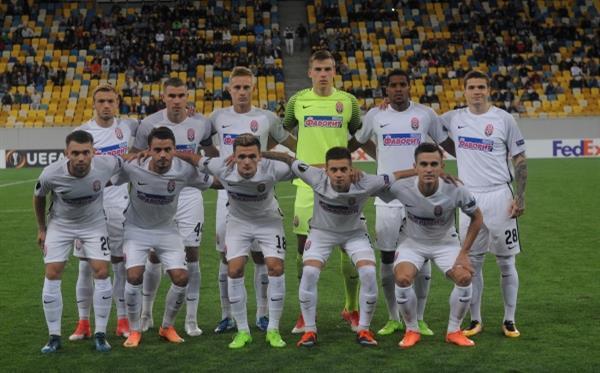 «Эстерсунд» победил «Зарю» иквалифицировался вплей-офф Лиги Европы