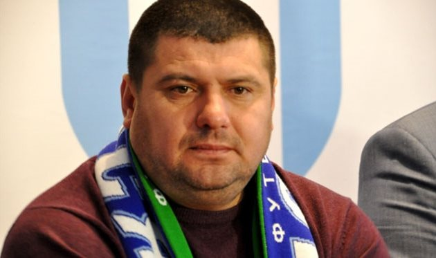 МАЗЯРУ (на фото) обещают новый стадион, ФК ПОЛЕСЬЕ