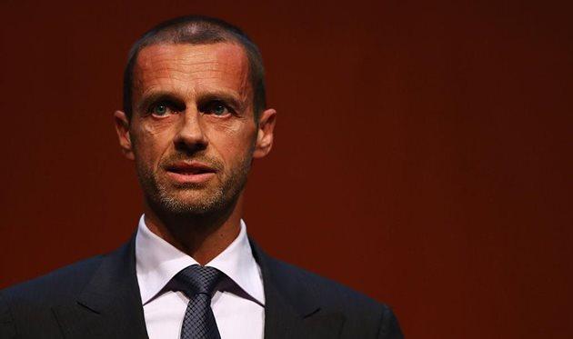 Разумеется, меня беспокоит финансовое положение Милана— Президент УЕФА