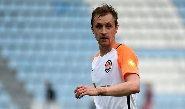 Богдан Бутко, фк шахтер