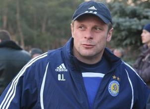 Олег Лужный, фото газеты Сегодня