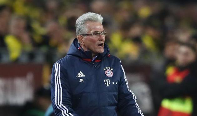 Юпп Хайнкес может остаться в«Баварии» инаследующий сезон