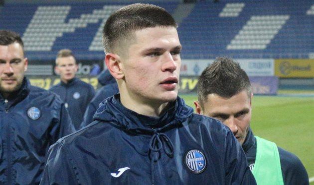 Евгений Цымбалюк, фото В.Войтюк Football.ua