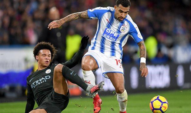 «Манчестер Сити» одержал волевую победу над «Хаддерсфилдом» в13-м туре АПЛ