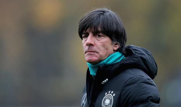 Йоахим Лев может возглавить «Баварию» в 2019г.