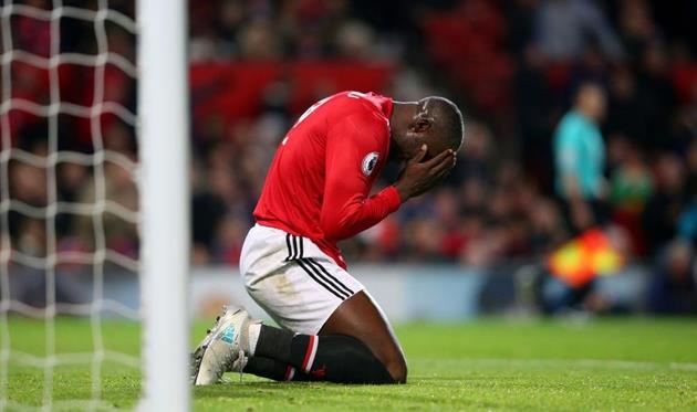 Футболист «Манчестер Юнайтед» Лукаку избежал наказания заудар конкурента
