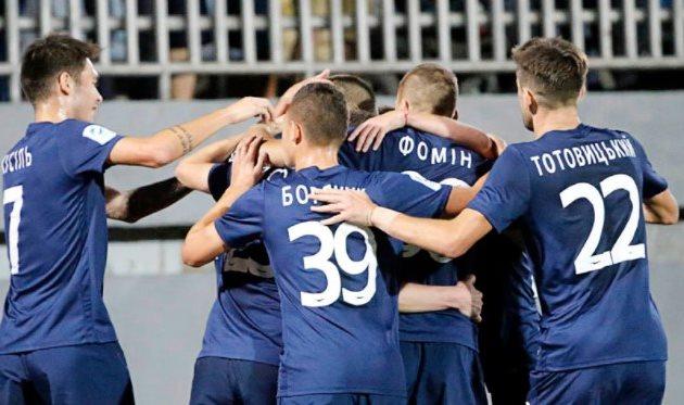 «Мариуполь» вышел вполуфинал Кубка Украины